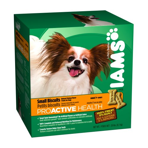 Iams Proactive Health Small Biscuits Adult Dog
