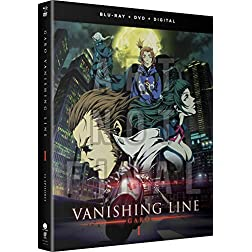 Garo - Vanishing Line - Part 1 [Blu-ray]
