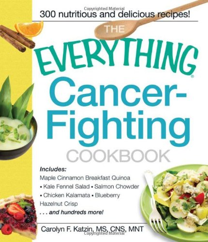 The Everything Cancer-Fighting Cookbook front-1081519