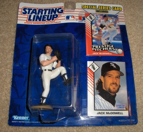 1993 Jack McDowell MLB Starting Lineup