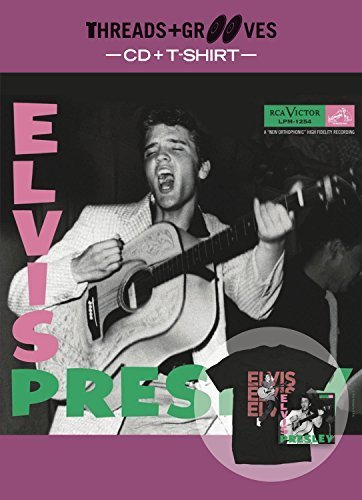 Threads & Grooves (Classic Album + T-Shirt) by Elvis Presley