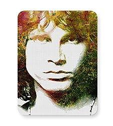 PosterGuy Mouse Pad - Jim Morrison Artwork | Designed by: CW Doodler