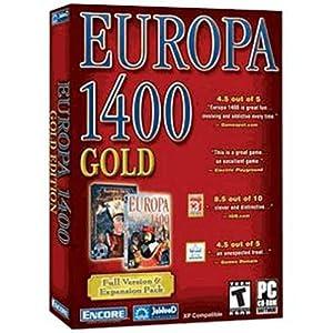 Europa 1400 Gold - PC