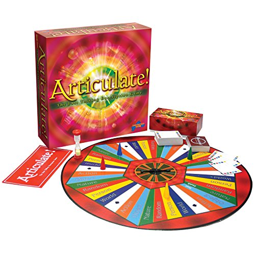 Articulate The Fast Talking Description Game