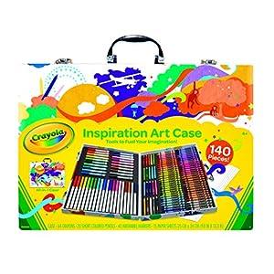 Crayola Premier Inspiration Art Case, 150 Pieces