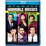 Horrible Bosses (Totally Inappropriate Edition) [Blu-ray] (Bilingual)