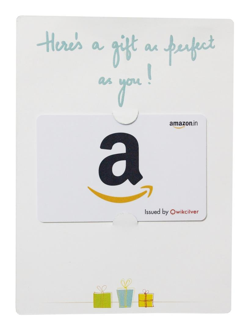 Amazon Gift Card in Green Gift Envelope