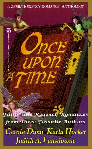 Once Upon A Time (Zebra Regency Romance Anthology), Various