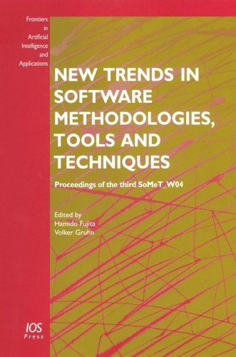 New Trends In Software Methodologies, Tools, And Techniques: Proceedings Of The Third SoMeT_W04