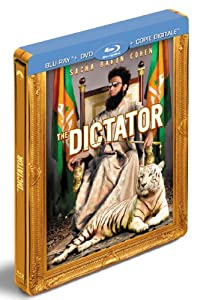 The Dictator - Combo DVD + Blu-ray + Copie digitale - Boîtier métal - Edition exclusive Amazon.fr