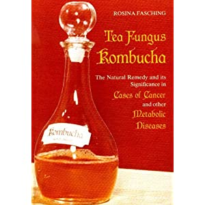 Tea Fungus Kombucha the Natural Remedy