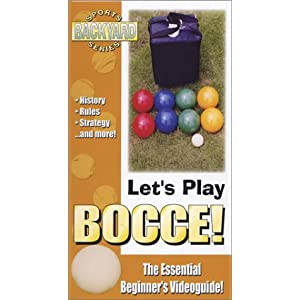Let's Play Bocce! movie