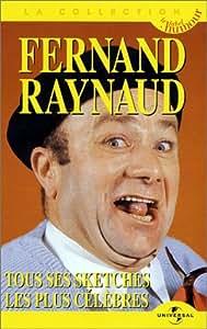 Fernand Raynaud, tous ses sketches les plus célèbres [VHS]