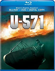 U-571 (Blu-ray + DVD + Digital Copy)