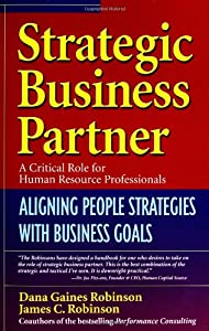 "Cover of ""Strategic Business Partner: Ali..."