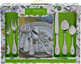 Portmeirion Botanic Garden 45-Piece Flatware Set