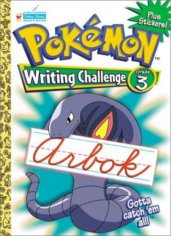 Pokemon-Challenge-Grade-3-Workbooks-With-Stickers