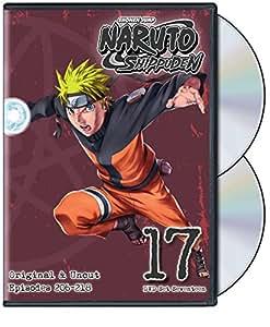 Naruto Shippuden Uncut Set 17