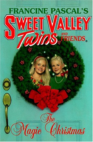 The Magic Christmas (Sweet Valley Twins Magna Editions)