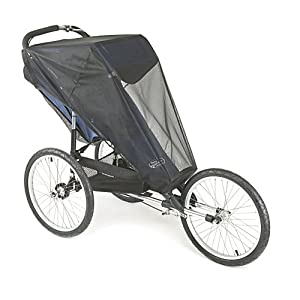 Baby Jogger Performance Double Mesh Canopy