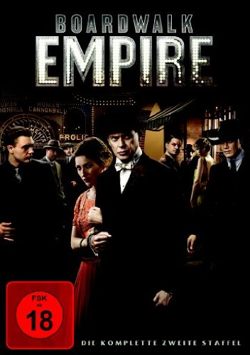 Boardwalk Empire - Die komplette zweite Staffel [5 DVDs]