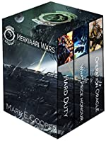 Merkiaari Wars Series: Books 1-3