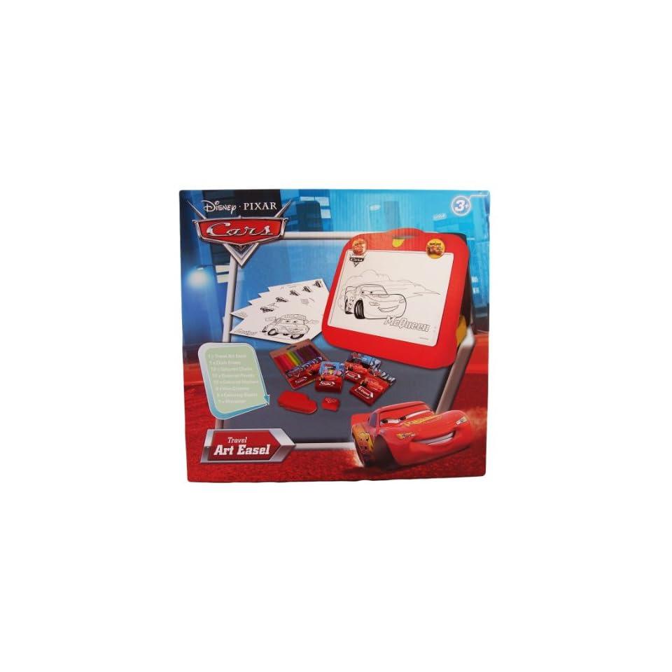 714ffbf804a Disney Cars Travel Art Easel Pack on PopScreen