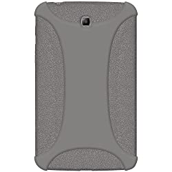 Amzer 96080 Silicone Skin Jelly Case - Grey for Samsung Galaxy Tab 3 211 SM-T2110, Samsung Galaxy Tab 3 7.0 GT-P3200, Samsung Galaxy Tab 3 7.0 GT-P3210