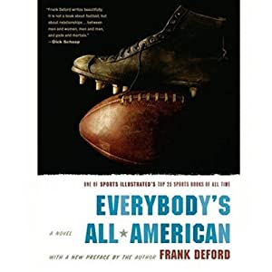 Everybody's All-American Audiobook