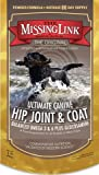 Missing Link Ultimate Hip, Joint & Coat Dog Supplement, 1 LB