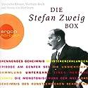 Die Stefan Zweig Box Hörbuch von Stefan Zweig Gesprochen von: Alexander Khuon, Wolfram Koch