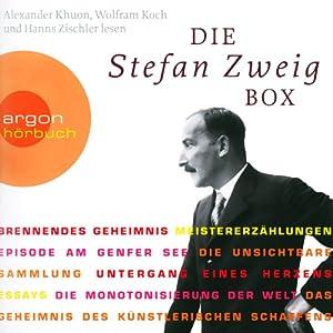 Die Stefan Zweig Box Hörbuch