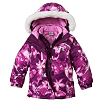 Girls ZeroXposur 3 in 1 Systems Winter Ski Jacket - Berry - S (4)