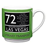 Literary Transport Fear and Loathing in Las Vegas Mug