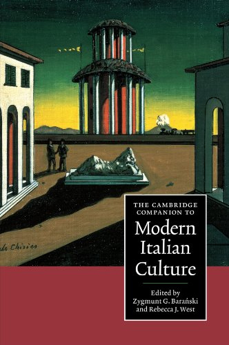 The Cambridge Companion to Modern Italian Culture...