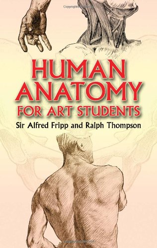 Human Anatomy for Art Students (Dover Anatomy for Artists)