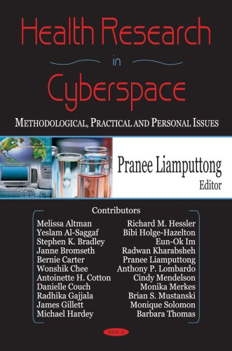 Health Research in Cyberspace: Methodological, Practical and Personal Issues