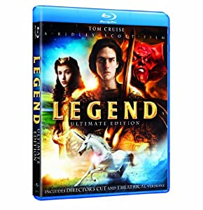 Legend Ultimate Edition Blu-ray by Universal Studios