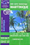Carte routi�re : Mini Martinique