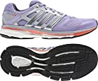Adidas Supernova Glide 6 Women's Running Shoes - 8 - Purple
