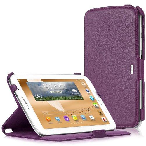 Duzign Signa Schutzhülle (Violett) für Samsung Galaxy Note 8 (automatischer Weck-/ Schlaffunktion)