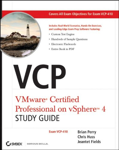 VCP VMware Certified Professional on vSphere 4 Study...