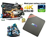 Leelbox M9S 2GB RAM 16GB ROM Amlogic S812 Quad Core AP6330 Wifi Module Support 802.11n KODI Android TV Box