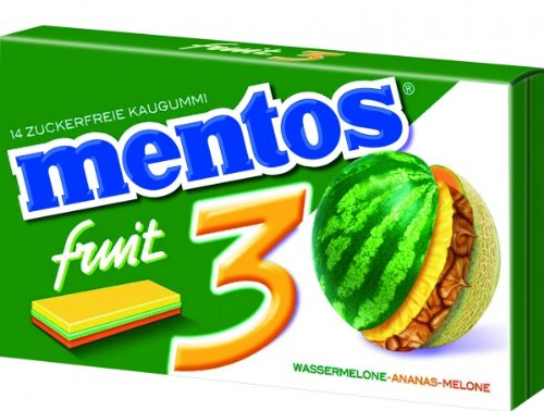 mentos-gum-3-fruity-fresh-pasteque-ananas-melon-menge33g