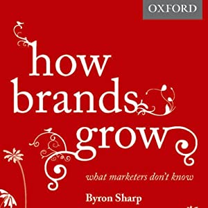 How Brands Grow Audiobook