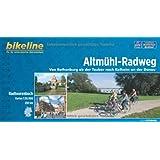 Bikeline Altmühl-Radweg: Von Rothenburg ob der Tauber nach Kelheim an der Donau. Radtourenbuch 1 : 50 000, 250 km, wetterfest/reißfest, GPS-Tracks Download