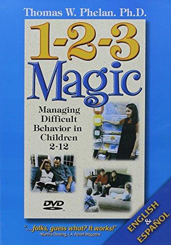 1-2-3 Magic: Managing Difficult Behavior in Children 2-12 (Magic 1 2 3 compare prices)