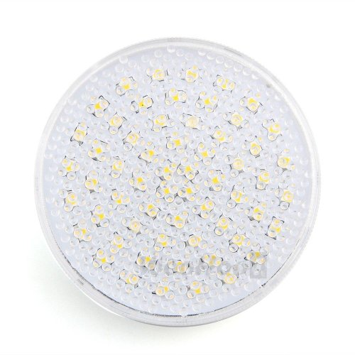 Gx53 60 Led 3528 Smd 3W White Spot Ceiling Light Bulb Downlight