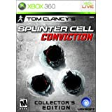 Splinter Cell Conviction Limited Edition - Xbox 360by Ubisoft