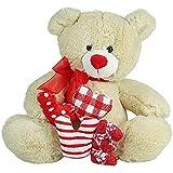 SWS Sweet Teddy Bear- 14 Inch - B01KXTXYDC